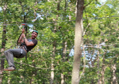 Zipline Only Course