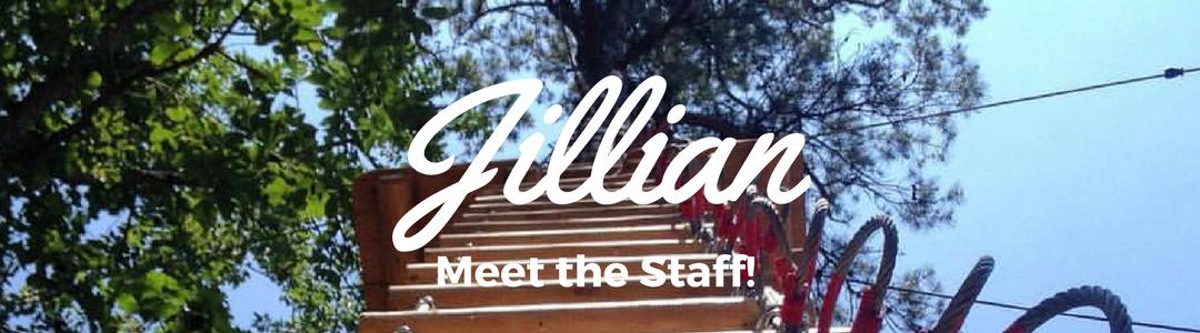 Meet the Staff – Jillian