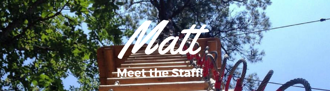 Meet the Staff – Matt K.