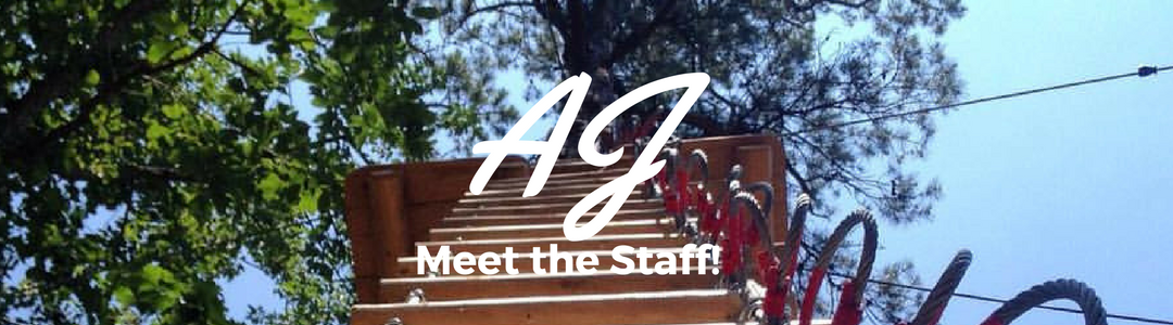 Meet the Staff – AJ