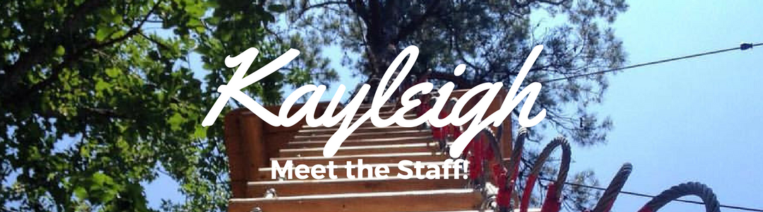 Meet the Staff – Kayleigh
