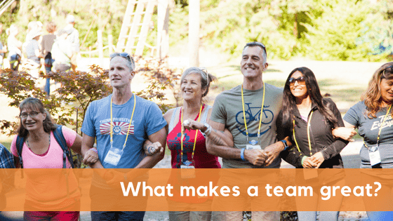 What makes a team great?