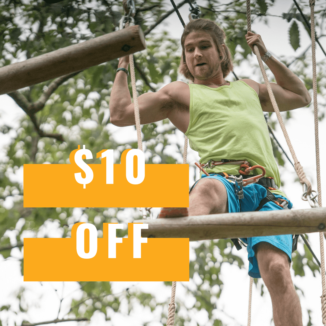 It's our BIGGEST discount. And we've made it even easier for you to save. For a limited time, ALL ADMISSIONS are $10 off. No promo code, no time frame for your reservation to take place. Just head to our website and book online now! All prices will automatically be discounted $10!